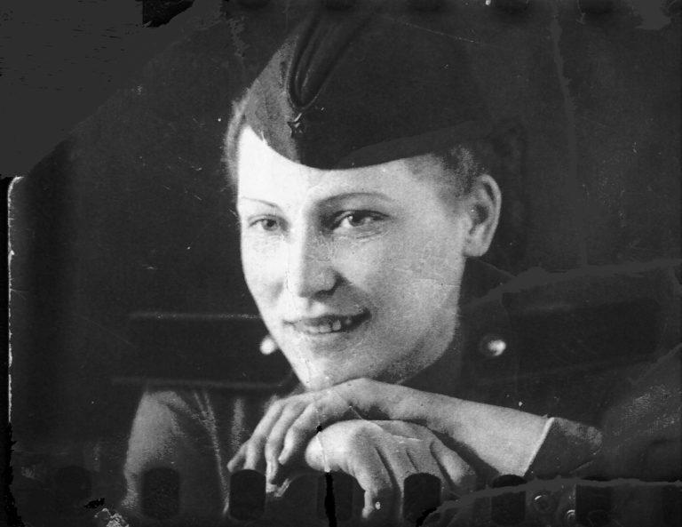 Неля Шкляренко и Великая Отечественная Война